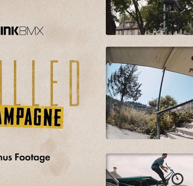 Spilled CHAMPAGNE – Kink BMX