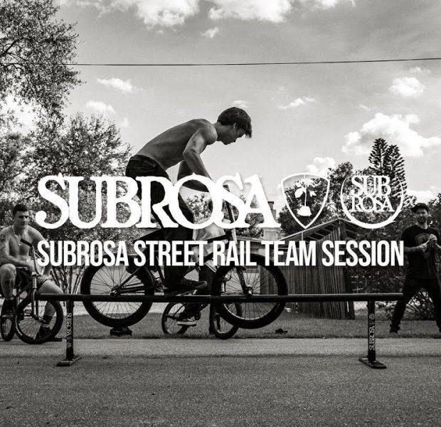 Subrosa Street Rail Session