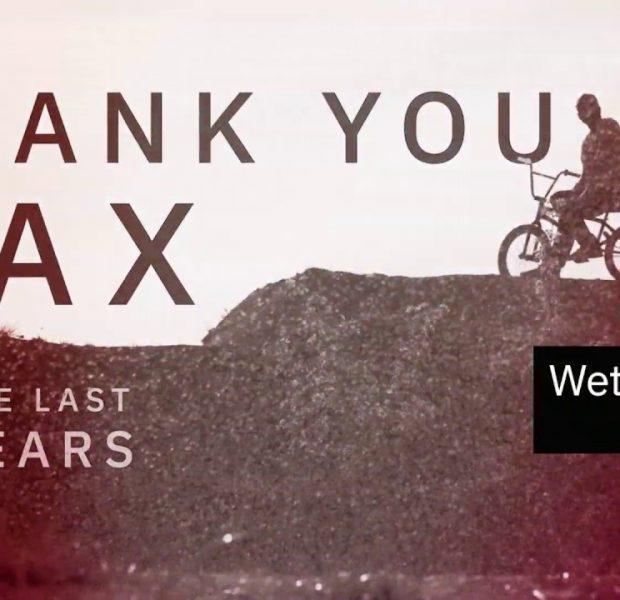 THANK YOU MAX – 17 years on WETHEPEOPLE