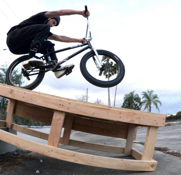 Trey Jones Built Us A New Ramp!