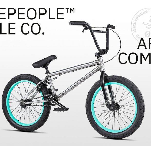 WETHEPEOPLE BMX – ARCADE 2020 Complete Bike