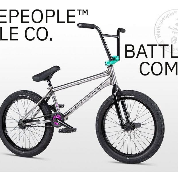 WETHEPEOPLE BMX – BATTLESHIP 2020 Complete Bike