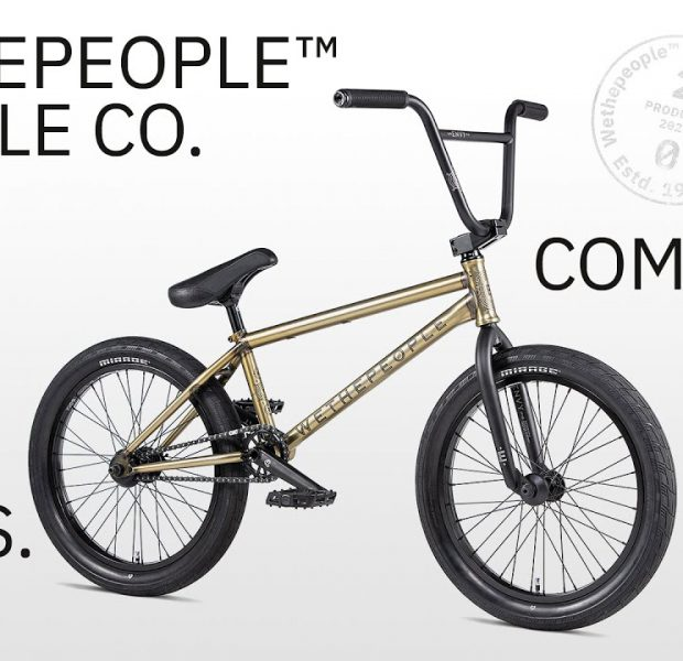 WETHEPEOPLE BMX – ENVY 2020 Complete Bike