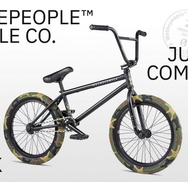 WETHEPEOPLE BMX – JUSTICE 2020 Complete Bike