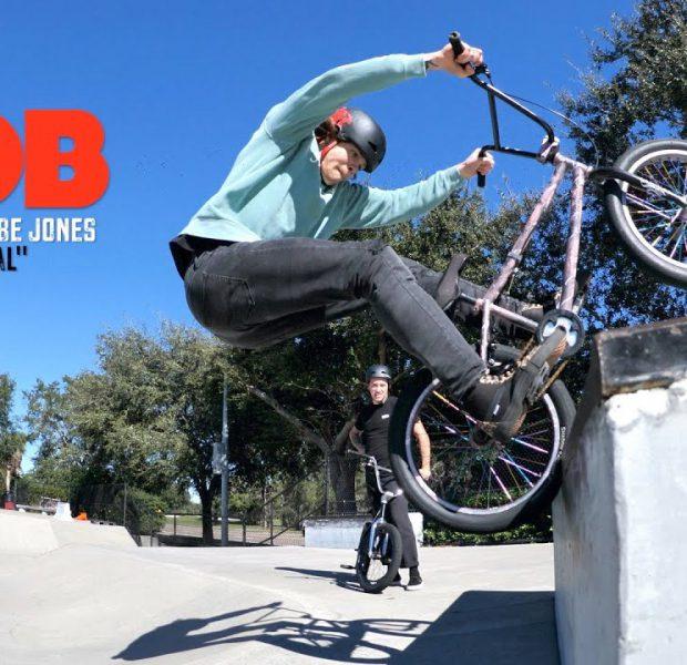 Big Boy vs Jabe Jones III *GAME OF BIKE*