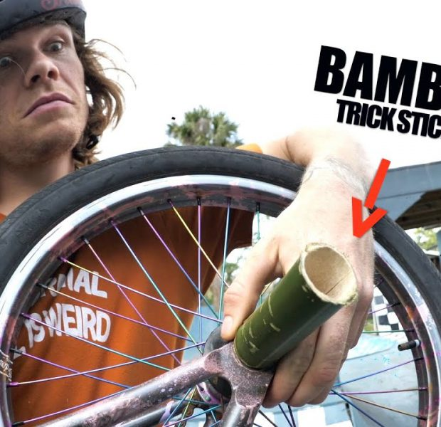 Can You Make BMX Pegs Out Of Bamboo?