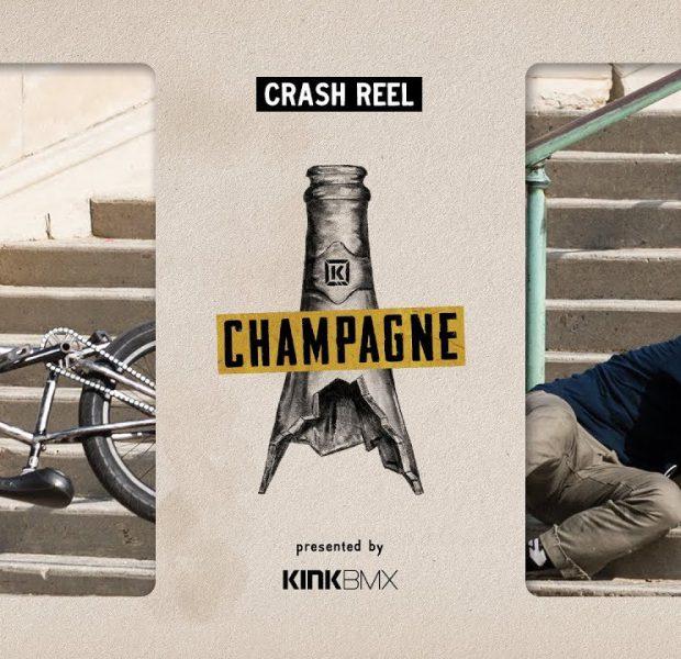 CHAMPAGNE Crash Reel – Kink BMX