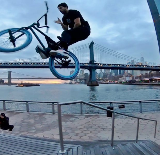 Cops Tried to Shut us Down in NYC (BMX)- DailyCruise 35