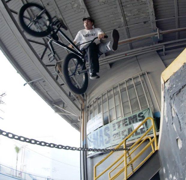 GASPAR GUENDULAIN – BMX PRO PART