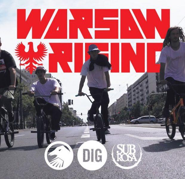"Shadow X Subrosa X DIG – ""Warsaw Rising"""