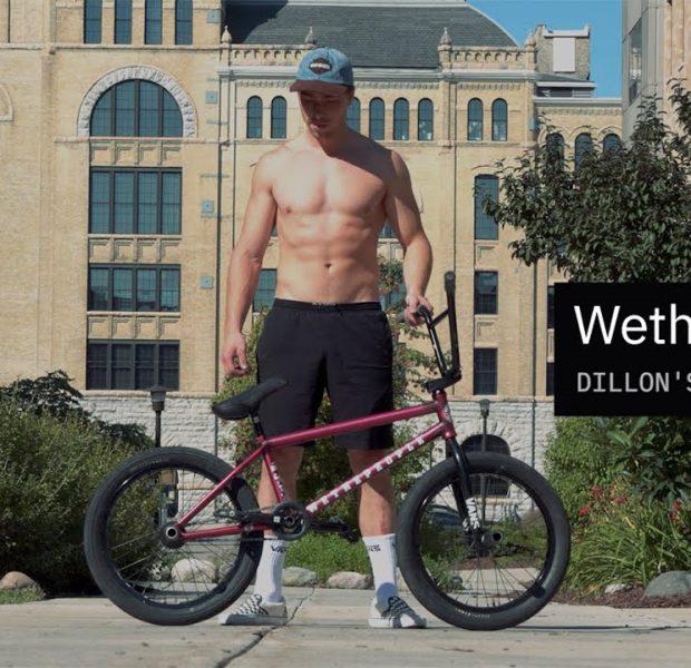 WETHEPEOPLE BMX – Dillon Lloyd BUCK Bike Build