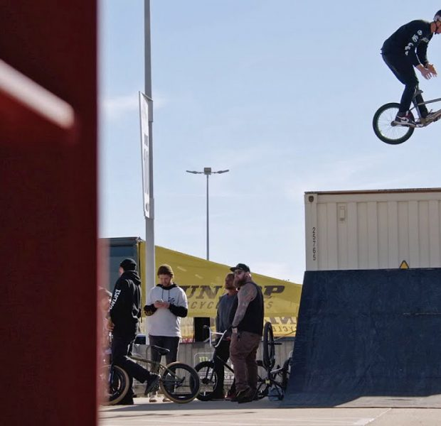 FIRST PRACTICE! STREET STYLE BMX – MONSTER ENERGY