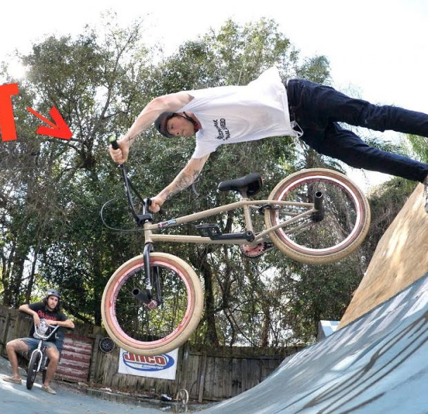 Is This The Craziest Trick Big Boy Has Ever Tried?