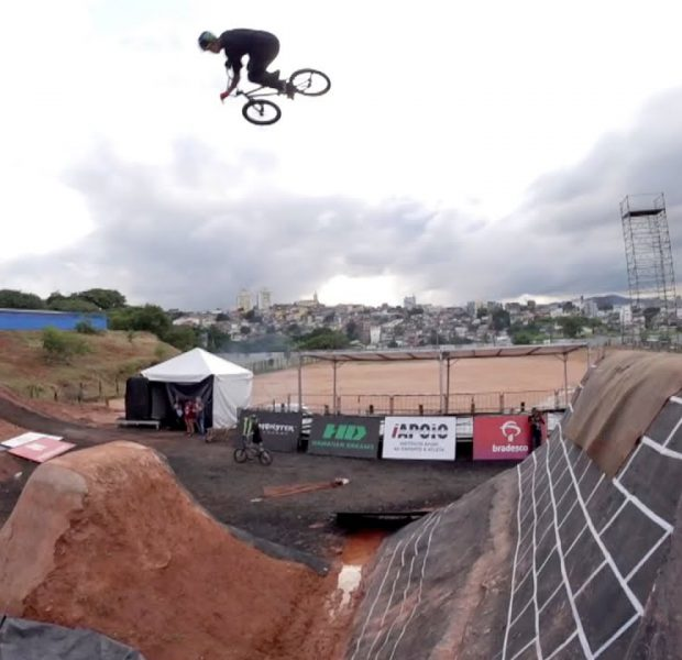 RIDING THE BIG JUMPS –  BRAZILIAN TRAILS EVENT DAY TWO
