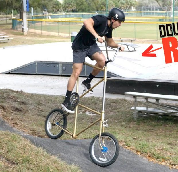 Who Is The Fastest Double Bike Rider In The World?