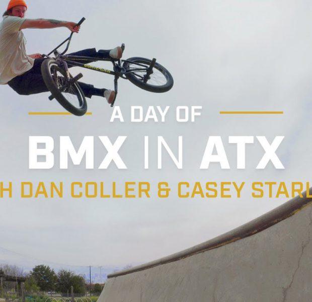 A Day of BMX in ATX! – Kink BMX