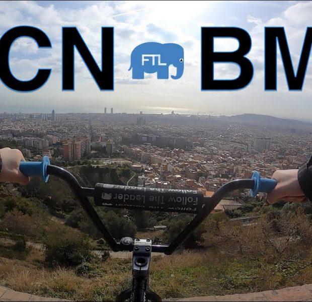 Barcelona BMX Trip 2019