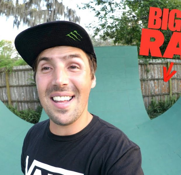 Big Boy's New Ramp Is Finally Ready To Ride!