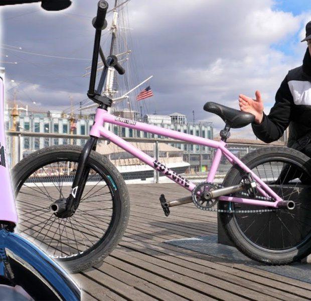 Billy Perry 2020 BMX Bike Check