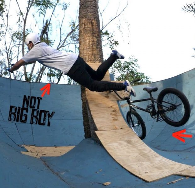 BMX CRASH Of The Year Contender!