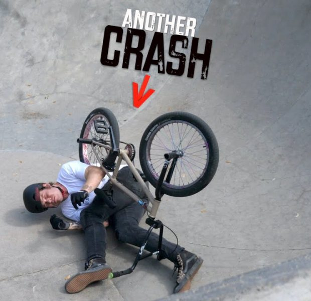 Crash Week Continues For Big Boy!