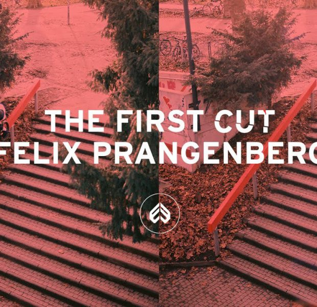 ÉCLAT BMX – Felix Prangenberg 'The First Cut'