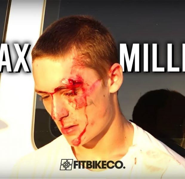 Maxxxed! Max Miller x Fitbikeco.
