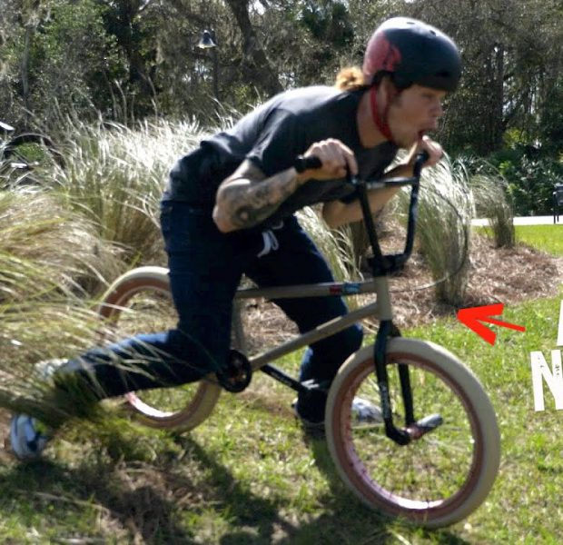 NEVER Land Like This While Riding Your Bike!