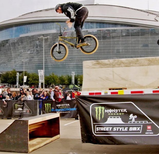 QUALIFYING HIGHLIGHTS! STREET STYLE BMX – MONSTER ENERGY