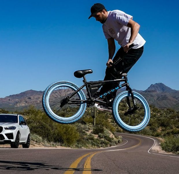 Shredding the Arizona Desert with BMW M!