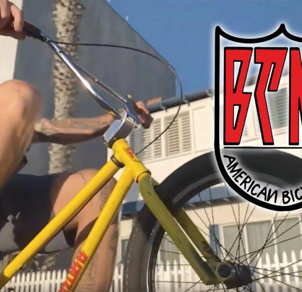 S&M BMX – Mike Hoder's BTM XL