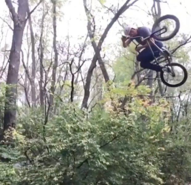 S&M BMX – Woods Wednesday 1 feat. Clint Reynolds