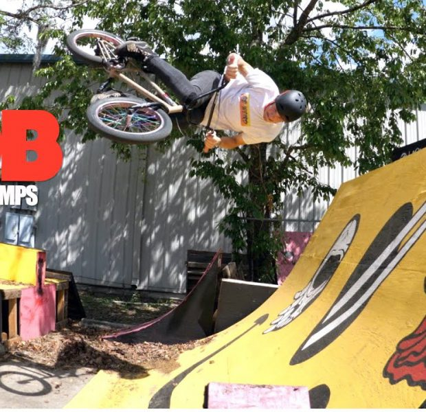 Sparky's Ramps GAME OF BIKE!