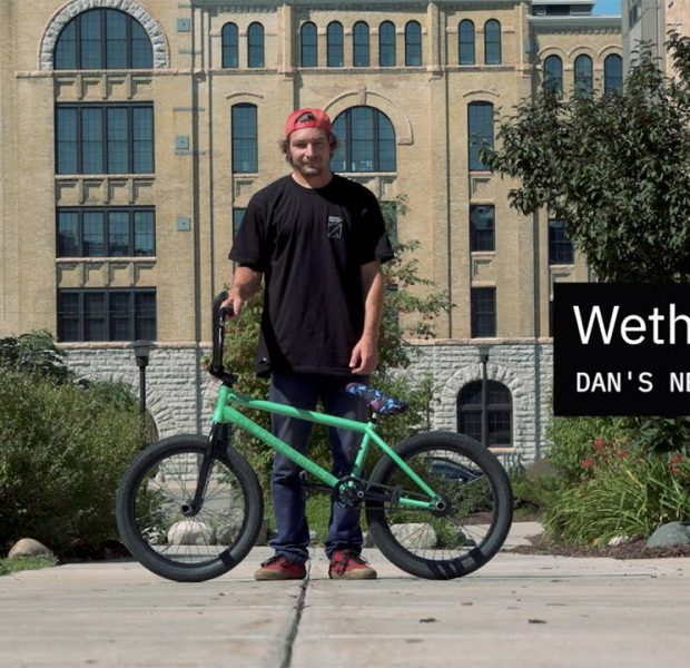 WETHEPEOPLE BMX – Dan Kruk's NETWORK Bike Build