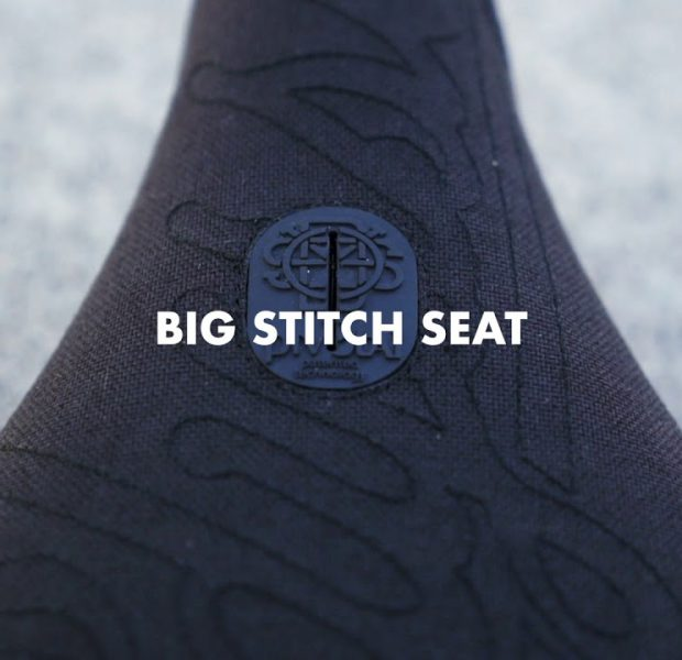 BIG STITCH SEAT | Odyssey BMX ft. Travis Hughes