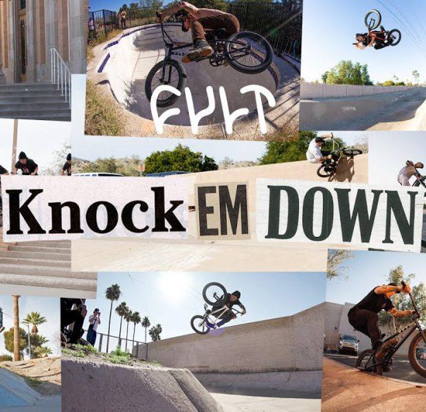 CULTCREW/ KNOCK EM DOWN/ 28 DAYS IN ARIZONA