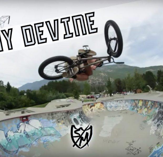 S&M BMX – Jonny Devine 2020