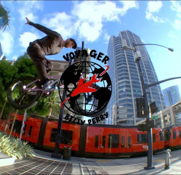 VOLUME BMX: BILLY PERRY´S VOYAGER V2 SIGNATURE COLORWAY FRAME
