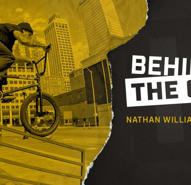 Behind The Clip – Williams Center Combo!  – Kink BMX