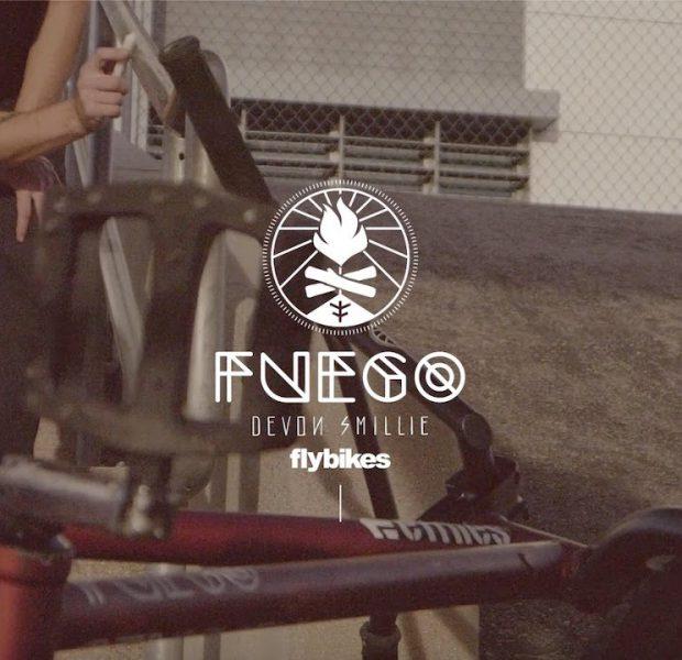 DEVON SMILLE 2020 FUEGO PROMO – FLYBIKES BMX