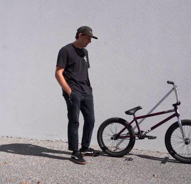 ECLAT BMX – Zach Ozment Bike Check