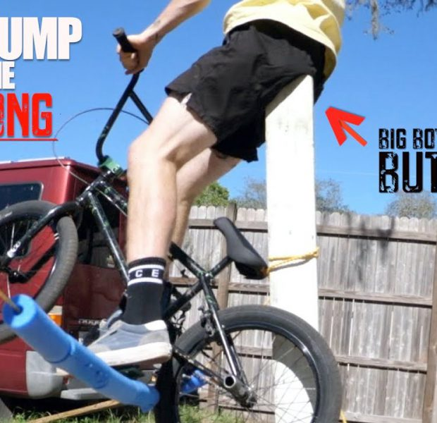 HIGH JUMP GONE WRONG!