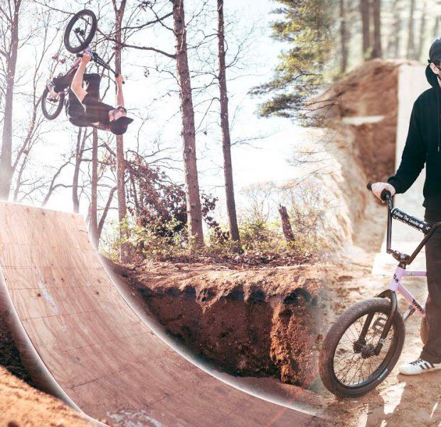 How NOT to Backflip a BMX Bike