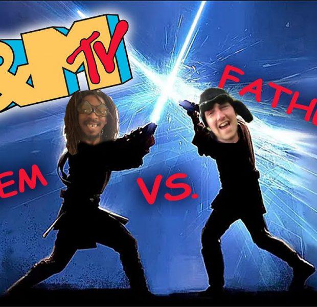 S&MTV – Kareem VS. Fathead!