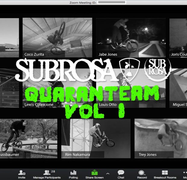 Subrosa Quaranteam Mix Vol: 1
