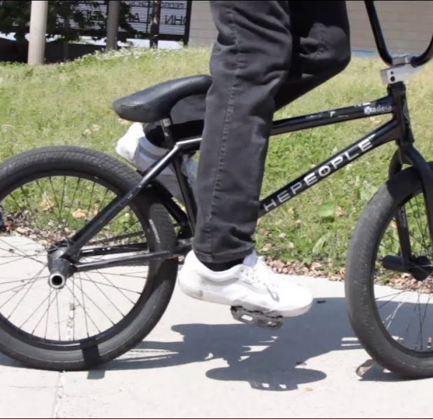 BMX Street: One Day With Dan Kruk / Long Beach, California