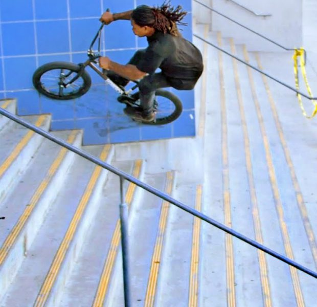 BRAD SIMMS VS THE IMPOSSIBLE WALLRIDE