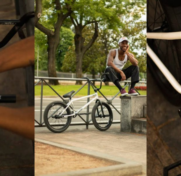 Courage Adams 2020 Savanna Line Promo – Flybikes BMX