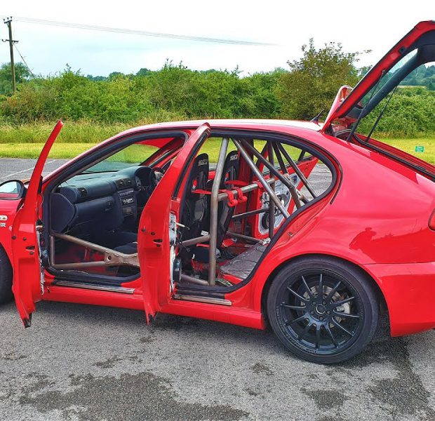 Cupra gets a new roll cage!