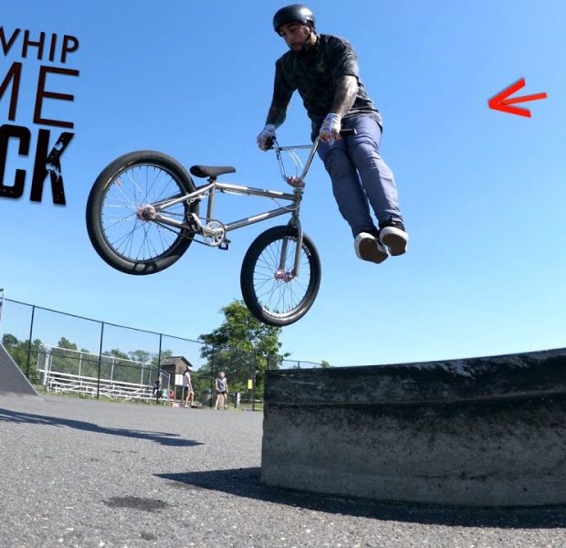Do You Think BK Is A Tail Whip Master?